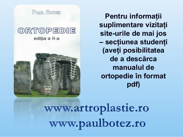 2.elemente de patologie_articulara_netraumatica fr