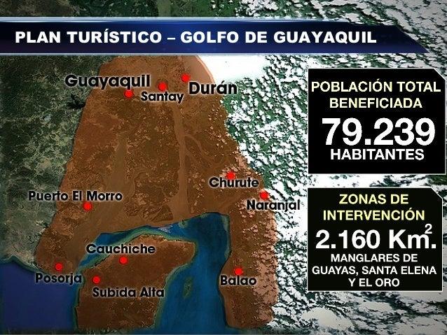 Enlace Ciudadano Nro 278 tema: propuesta de desarrollo turístico golfo de gye Slide 2