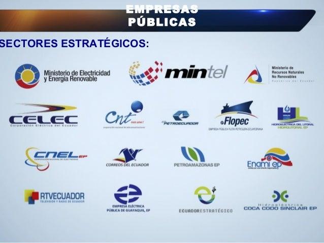 Enlace Ciudadano Nro 325 tema: empresas públicas