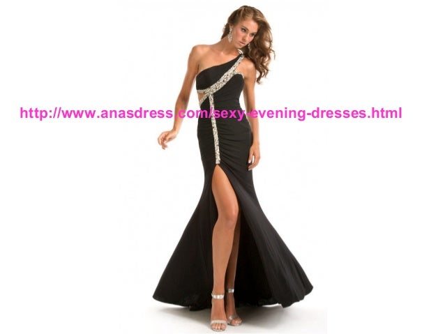 Cheap Semi Formal Evening Dressesgowns With Sleeves Anasdress