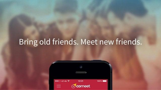02 macht neue Leute kennenlernen genauso einfach und komfortabel wie Freunde treffen.
