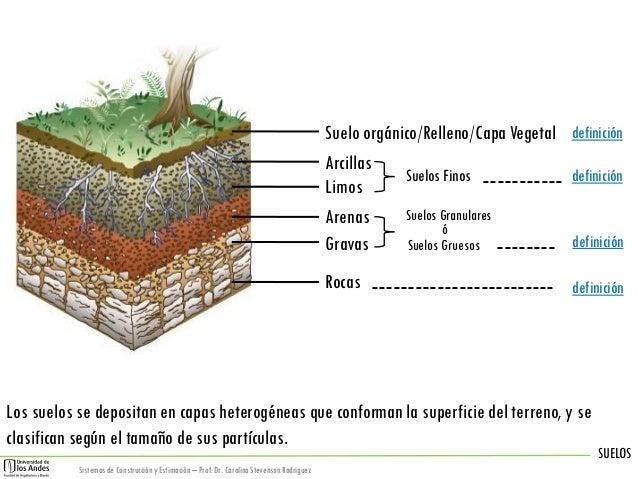 2 suelos for El suelo y sus capas