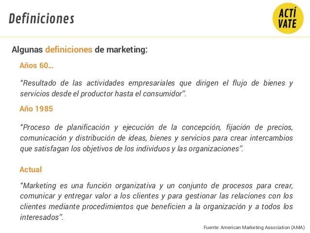 """""""Resultado de las actividades empresariales que dirigen el flujo de bienes y servicios desde el productor hasta el consumi..."""