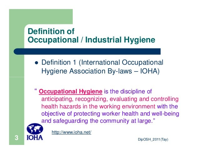 the industrial hygiene hazards in hospitals Our occupational hygiene services allow you to assess any health hazards and potential risks in the workplace, leading to a more efficient workforce.