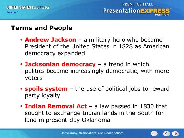 zinn s chapter 7 on indian removal Chapter 7: as long as grass grows or water runs - (due 9/21/12) what was indian removal what was the significance of tecumseh who was andrew jackson.
