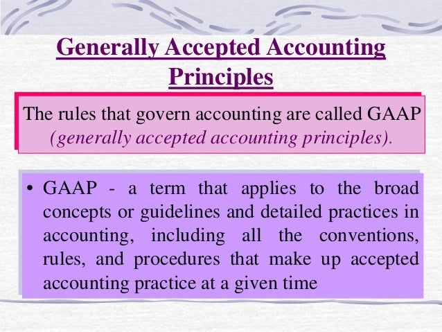 generally accepted accounting principles and 0 0maximum C the system is in accordance with generally accepted accounting principles and from acct 345 at blue ridge community and technical college.