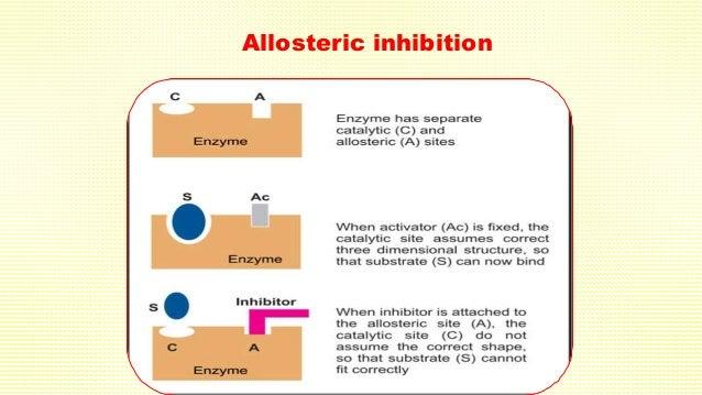 allosteric inhibition 75