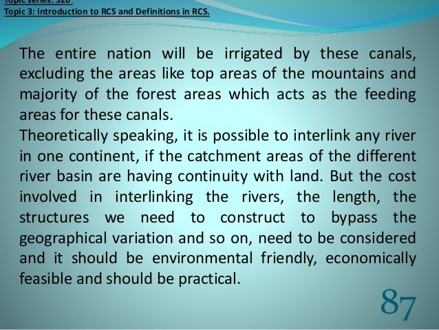 interlinking of rivers a different The indian supreme court promotes interlinking of india's  theinterlinkingofriverspro-  thathelrt i projectwillbedifferent.