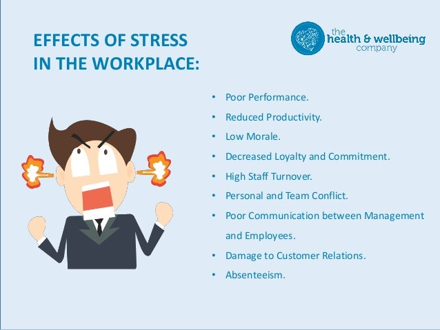 Stress in the Workplace - Jimmy Smyth