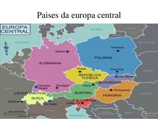 o novo leste europeu