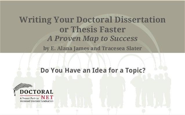 doctoral dissertations database