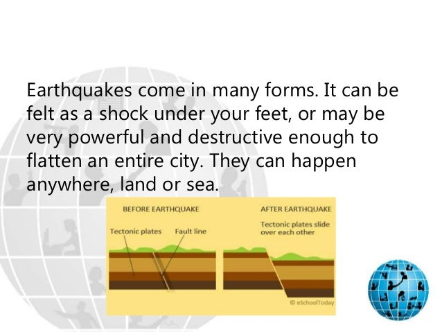 What are Earthquakes?