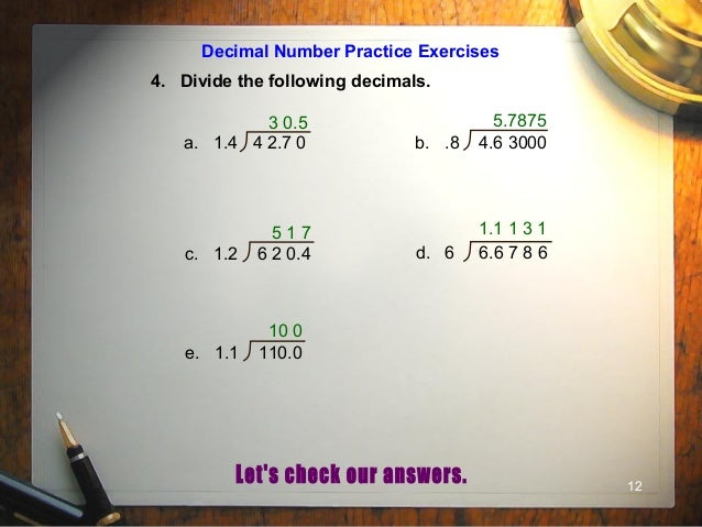 a divided by b_2.basic of decimal