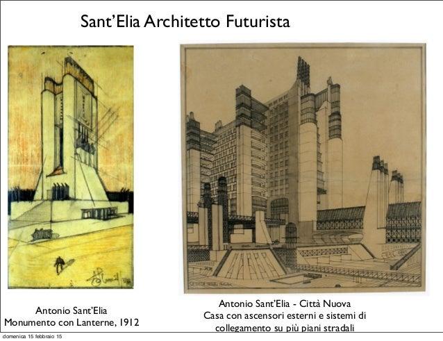 Fra razionalismo e romanit architettonico for Architetto sant elia