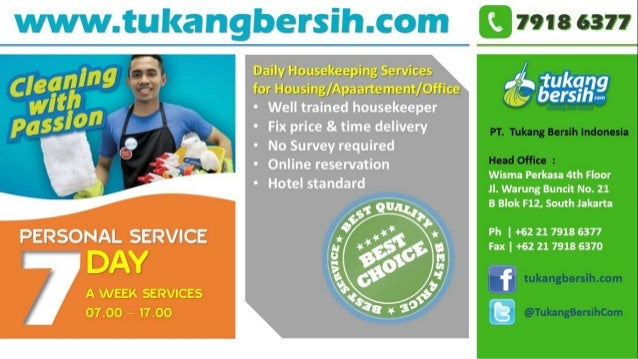 62 21 7918 6377   Cleaning Service Advertisement, Housekeeping, Clea…