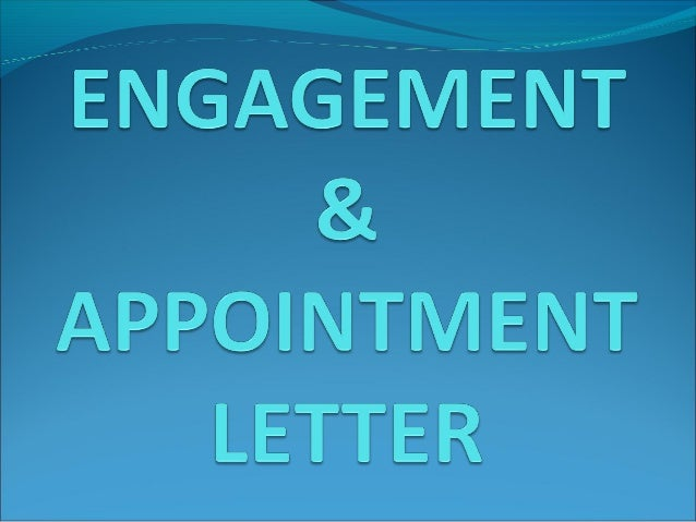 2  engagement letter
