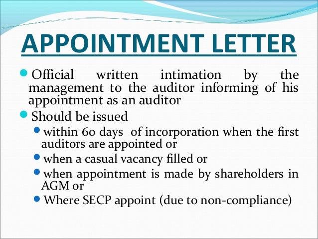 2. engagement letter