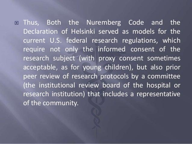 the declaration of helsinki pdf