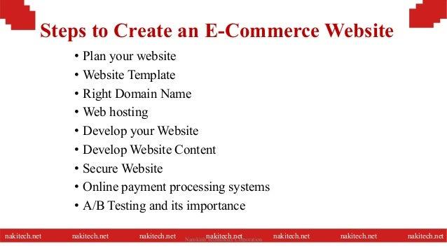 netNamkinh Technology Corporation  7. Steps to Create an E-Commerce Website  ... 5dba5e39cc