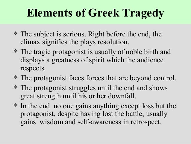 Difference Between Aristotle and Shakespearean Tragedy