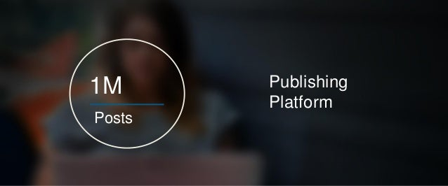 Be The Most Effective Platform For Marketers to Engage With Professionals