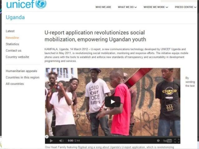 정보사회와 소셜 네트워크