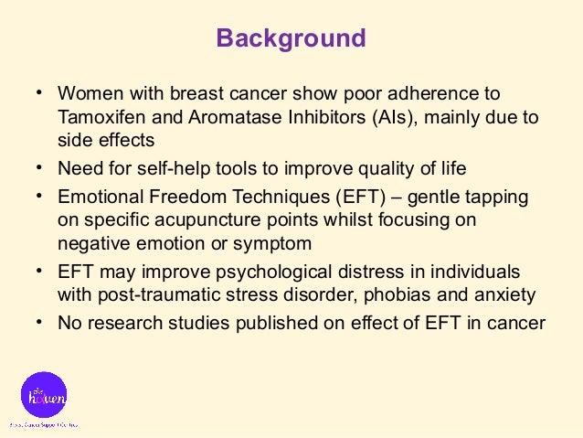 Eft cancer