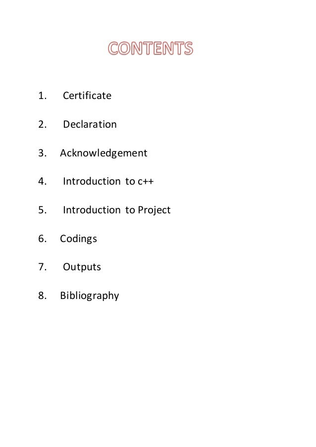 12th CBSE Computer Science Project   Slide 2