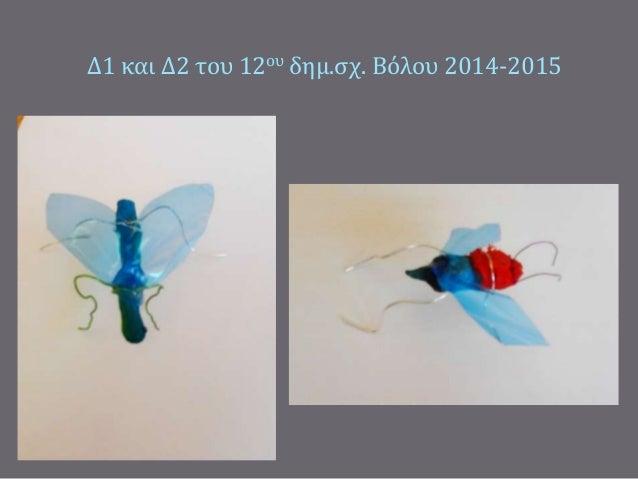 Δ1 και Δ2 του 12ου δημ.σχ. Βόλου 2014-2015