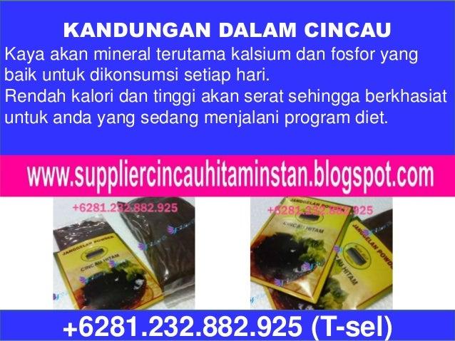 KANDUNGAN DALAM CINCAU Kaya akan mineral terutama kalsium dan fosfor yang baik untuk dikonsumsi setiap hari. Rendah kalori...