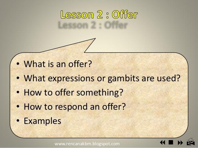 2. offer Slide 2