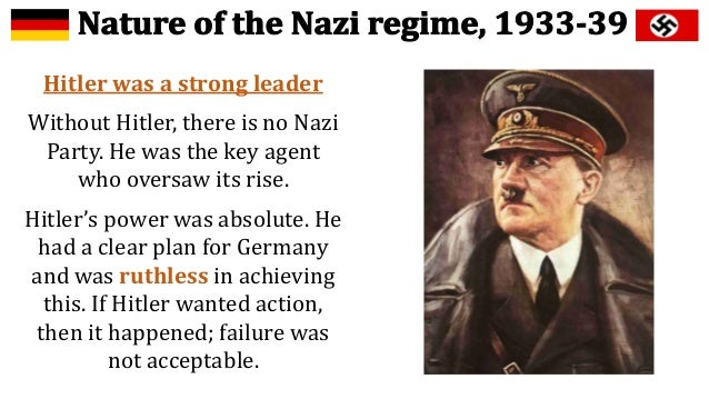 the conditions that led to the rise of the nazi party in germany Reasons for the rise of nazi party and the collapse of the weimar repu the rise of the nazi party 1919 finally led to the collapse of the weimar.