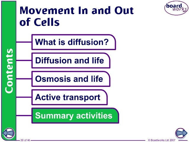 movement in and out of cells Study flashcards on b2 movement in and out of cells at cramcom quickly memorize the terms, phrases and much more cramcom makes it easy to get the grade you want.