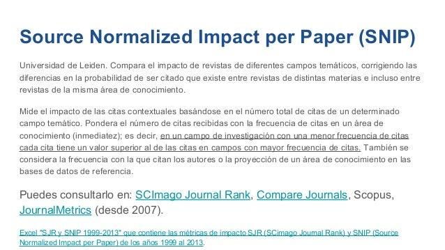 Índice de inmediatez El índice de inmediatez mide la rapidez con la que se citan los artículos de una revista científica, ...