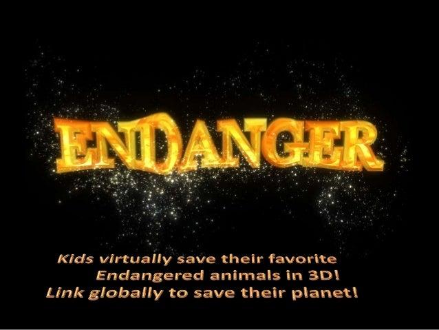 http://bit.ly/Endanger