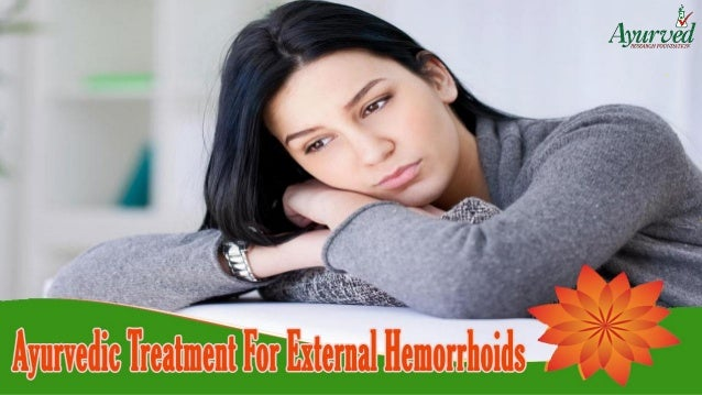 Hemorrhoids occur when the veins in the anal region get dilated. Depending on their location, they are classified as inter...
