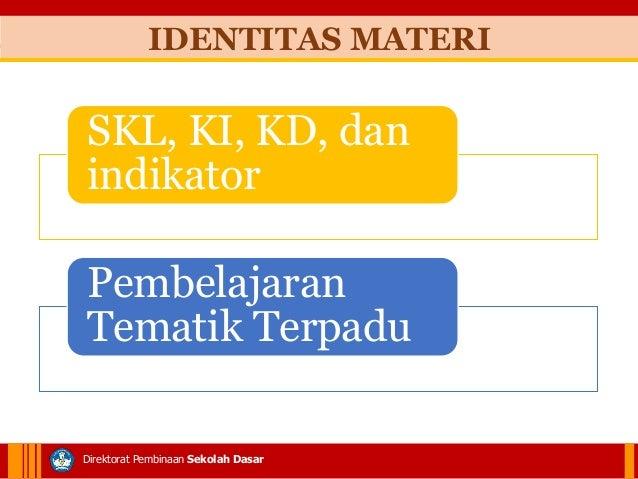 Pengertian Standar Isi, SKL-KI-KD-Indikator dan Tujuan Pembelajaran dan Sejenisnya
