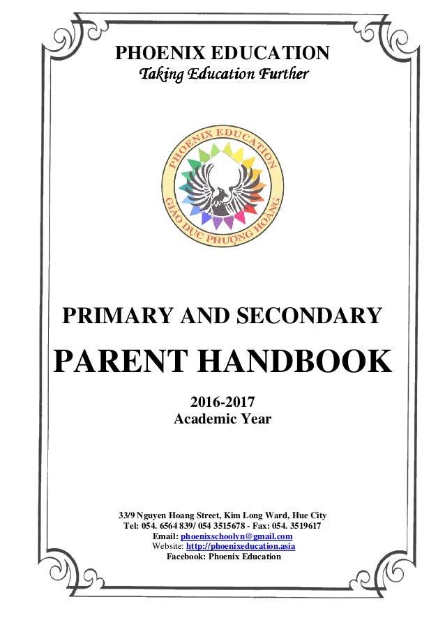 PHOENIX EDUCATION TakingTakingTakingTaking EEEEducationducationducationducation FFFFurtherurtherurtherurther PRIMARY AND S...