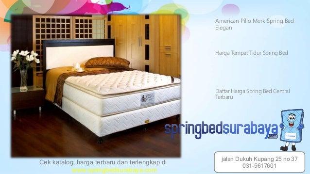 spring bed indonesia Slide 2
