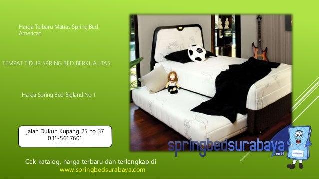Beda Spring Bed Dengan Latex