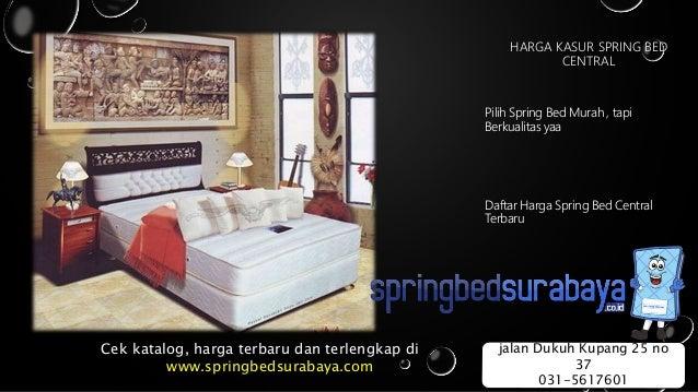 Tudor Spring Bed Surabaya