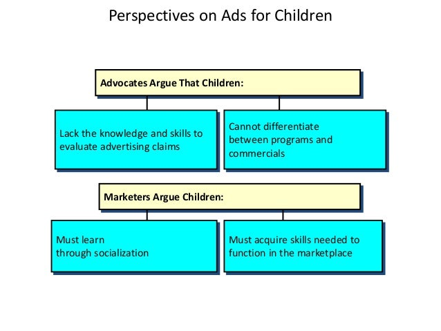 the ethics of food advertising targeted This paper reviews two ethical dilemmas currently facing advertisers in australia,   was examining a ban on junk food ads aimed at children, and australian.