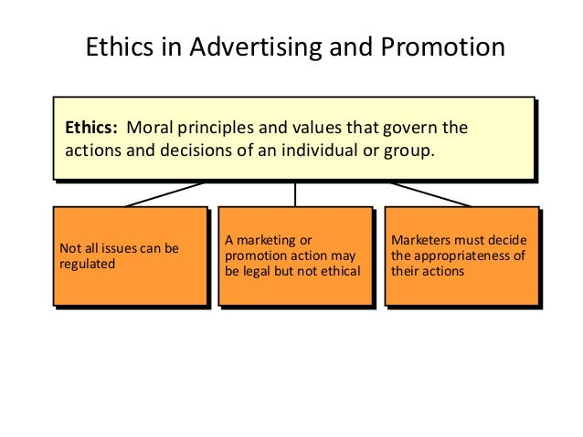 List of Ethical & Legal Issues When Advertising