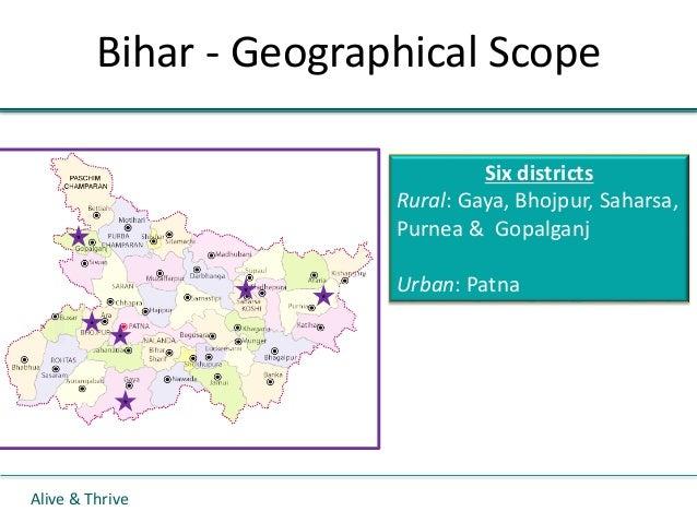 Map of Piraunta Village in Arrah Tehsil, Bhojpur, Bihar