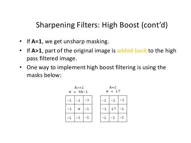 2. filtering basics