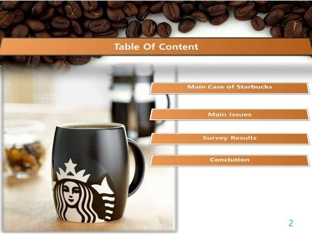 starbucks delivering customer service case study pdf