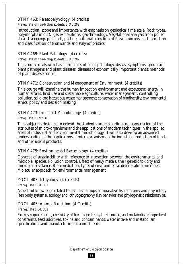 Baccalaureate Catalogue 2006-2007