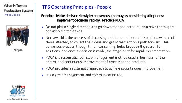 tps toyota production system pdf