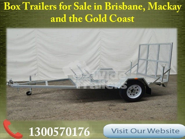 Box Trailers for Sale in Brisbane, Mackay and the Gold Coast 1300570176