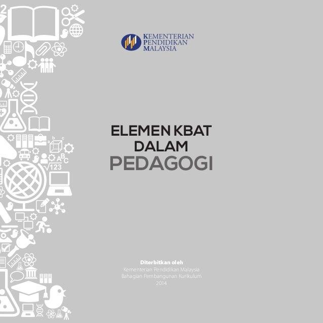 Elemen KBAT dalam pedagogi